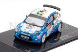 Ford Fiesta S2000 No.32 Rally Monte Carlo 2012 Breen/Roberts