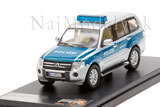 Mitsubishi Pajero Germany Polizei 2012