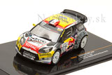 Citroen DS3 WRC No.001 Winner Rally Paul Ricard 2016 Loeb
