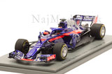 Red Bull Toro Rosso Honda STR13 No.28 GP Azerbajdžán 2018 Brendon Hartley