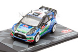 Ford Fiesta RS WRC No.4 Rally Monte Carlo 2012 Solberg/Patterson