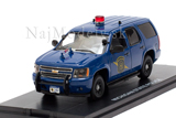 Chevrolet Tahoe Michigan State Police